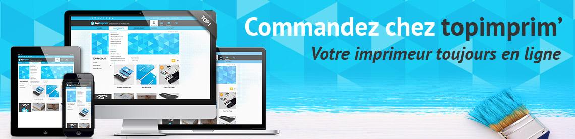 Top Imprim - Commander en ligne